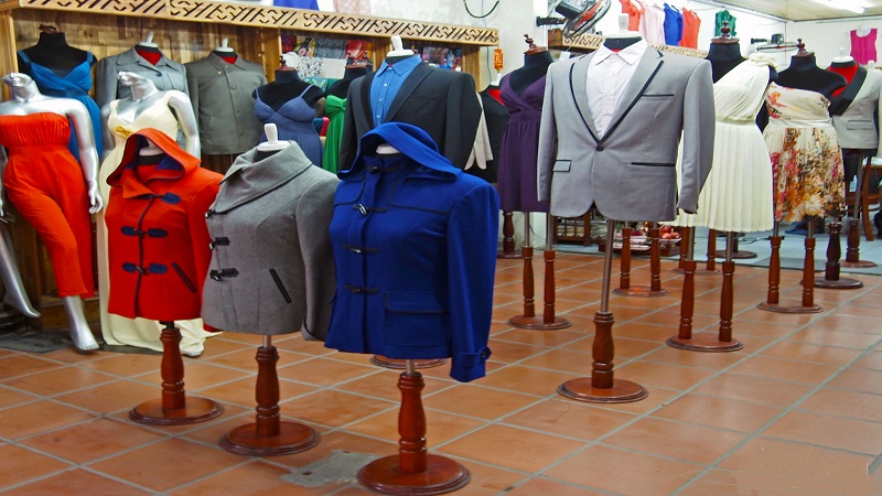 Custom stitched suits prove to be better