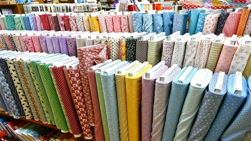 The correct fabric